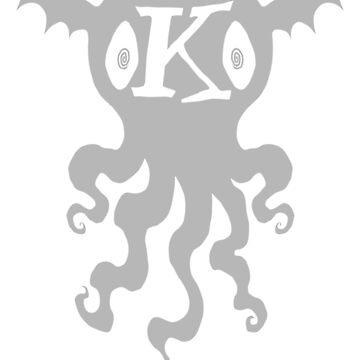 Kid Kthulu Emblem Shirt  #2 by tnperkins
