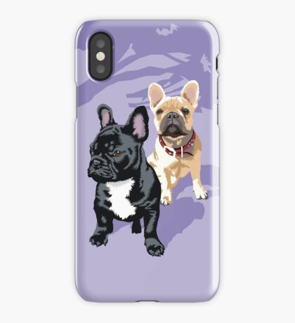 Diesel and Brie iPhone Case