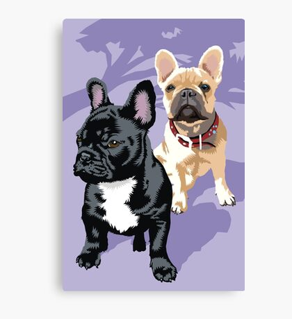 Diesel and Brie Canvas Print