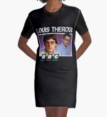 bbc louis theroux Graphic T-Shirt Dress