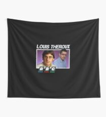 bbc louis theroux Wall Tapestry