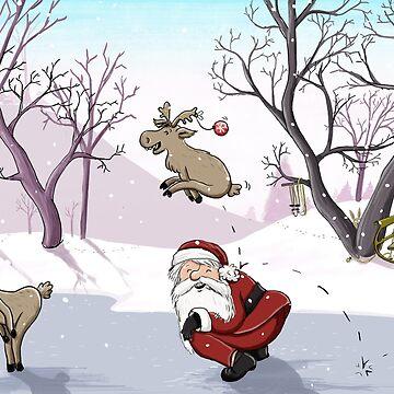 Hoppy Christmas by Tessa-Rath