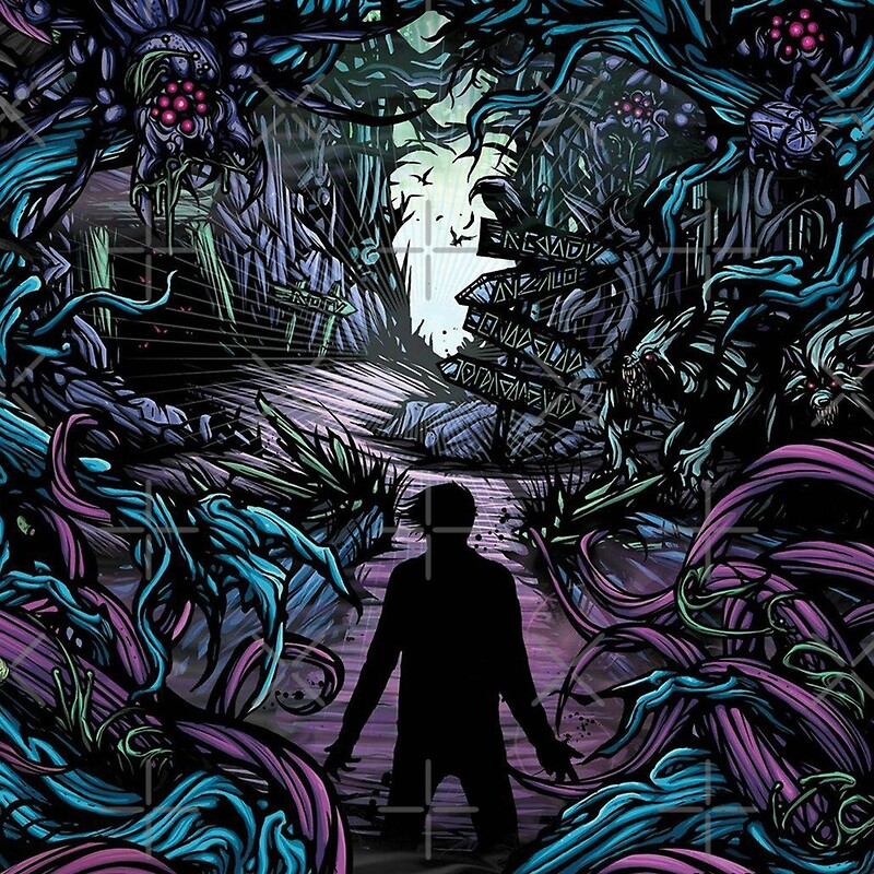"""Homesick A Day To Remember"" Art Prints by jakemurray21 ... A Day To Remember Homesick Album Cover"