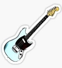 Fender Mustang Sticker