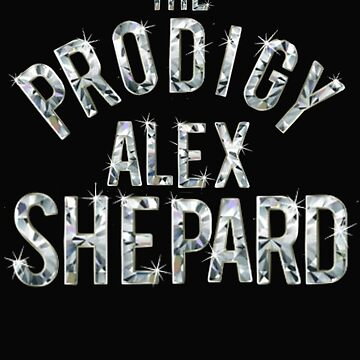 The Prodigy Alex Shepard (Jewelled) by Toddy33