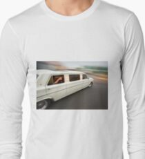 White Holden EH Limo rig shot Long Sleeve T-Shirt