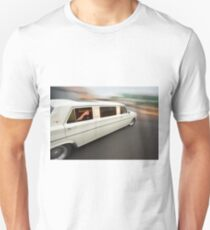 White Holden EH Limo rig shot T-Shirt