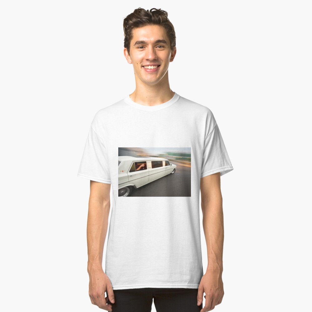 White Holden EH Limo rig shot Classic T-Shirt Front