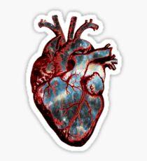 Heart of Nebula  Sticker