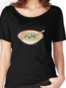 sup mushroom Women's Relaxed Fit T-Shirt
