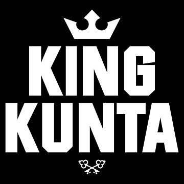 King Kunta (WHITE) by TheWillsProject