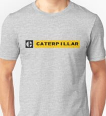CAT CAterpillar Vintage Logo T-Shirt