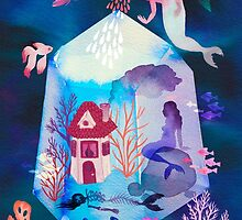 The house under the water by yelenasayko