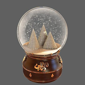 Snow Globe by sephcornel
