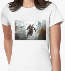 Assasins Creed Women's Fitted T-Shirt