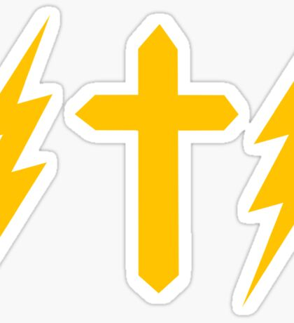 The Weeknd XO Sticker