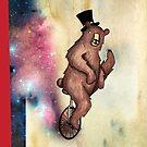 Galatic Bear by Quincy Lim