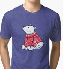 Eisbären Vintage T-Shirt