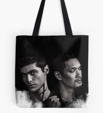 Malec Shadowhunters S2 Tote Bag