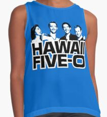 Hawaii Five-O: Time Out Contrast Tank