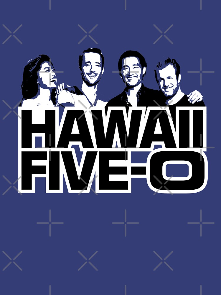 Hawaii Five-O: Time Out by fozzilized