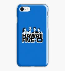 Hawaii Five-O: Time Out iPhone Case/Skin