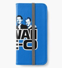 Hawaii Five-O: Time Out iPhone Wallet/Case/Skin