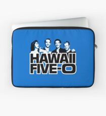 Hawaii Five-O: Time Out Laptop Sleeve