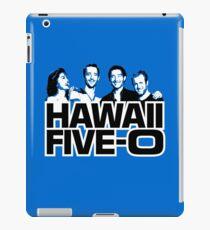 Hawaii Five-O: Time Out iPad Case/Skin