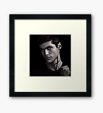 Alec Lightwood S2  Framed Print