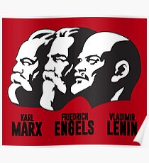 Karl Marx: Posters | Redbubble