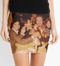 At Dinner Mini Skirt