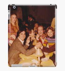 At Dinner iPad Case/Skin