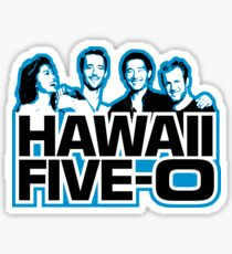 Hawaii Five-O: Time Out Sticker