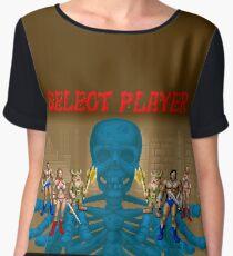 Golden Axe - Select Player Women's Chiffon Top