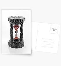 Hourglasses Postcards