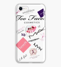 Makeup Addict iPhone Case/Skin