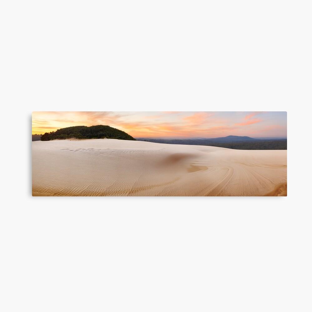 Thurra Sand Dunes, Croajingolong National Park, Victoria, Australia Metal Print