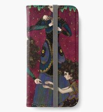 Klimt Muses III iPhone Wallet/Case/Skin