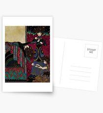 Klimt Muses III Postcards