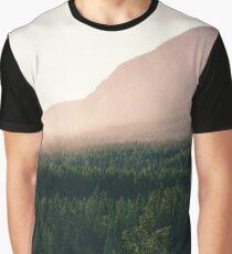 Mountain Morning Graphic T-Shirt