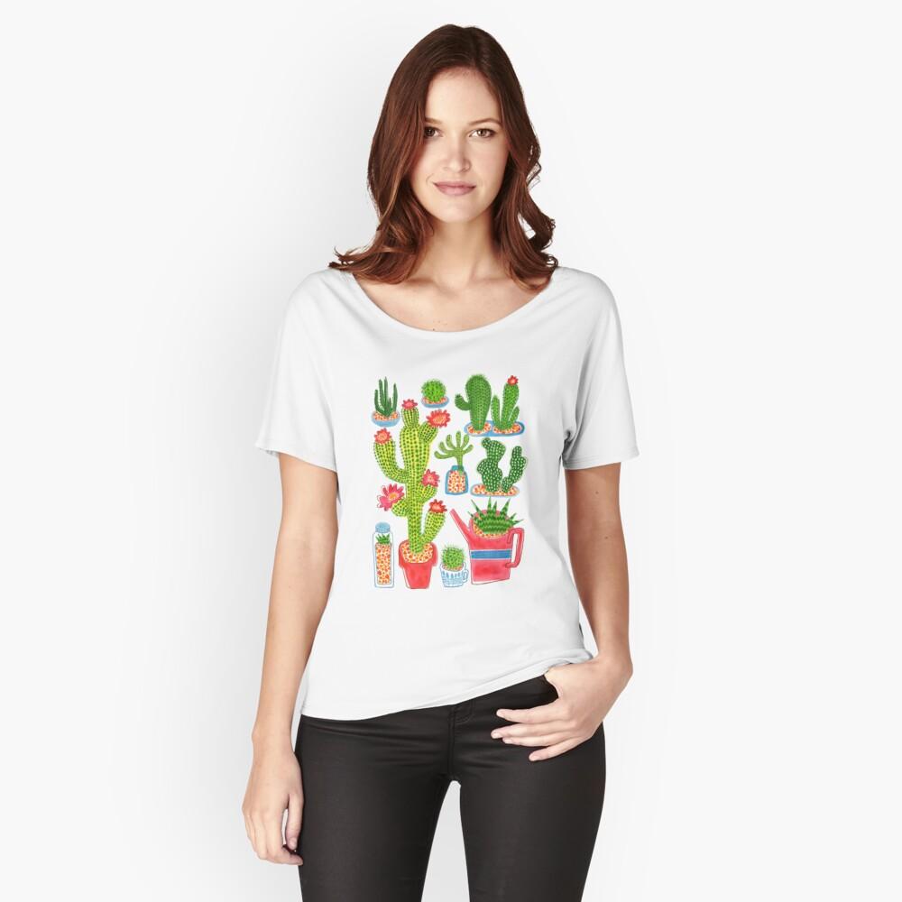 Kaktus Loose Fit T-Shirt