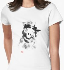 alf Women's Fitted T-Shirt