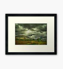 Cloudscapes Framed Print