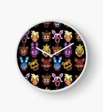 Five Nights Clock