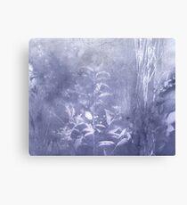 periwinkle blue rush Canvas Print