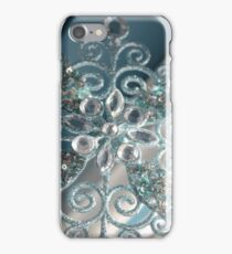 Decorative Snowflake iPhone Case/Skin