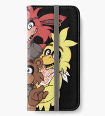 Five Nights at Freddys! iPhone Wallet/Case/Skin
