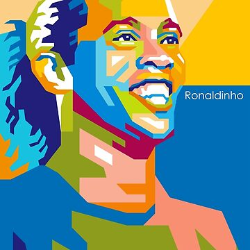 WPAP - Ronaldinho by hwart
