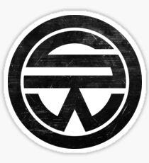 ShogunWorld Sticker